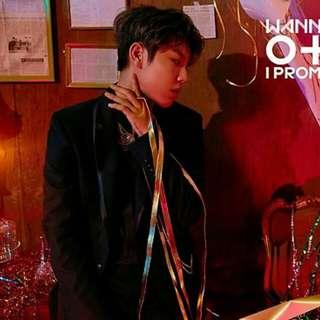 Woo Jin Ver I Promise You Album Wanna One