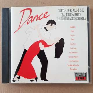 CD Dance To Your All-Time Ballroom Hits