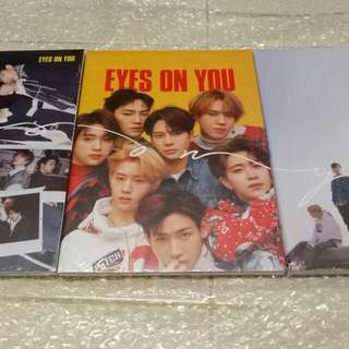[WTT/WTS] GOT7 Eyes On You Album