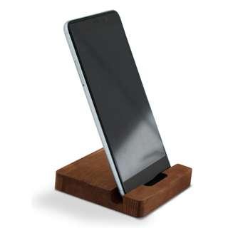 Wood Mobile Holder - 實木手機座 - I0113