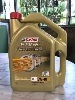 BN Castrol Fully Synthetic Engine Oil