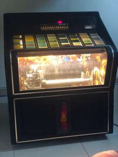 Jukebox NSM City-II (vintage)