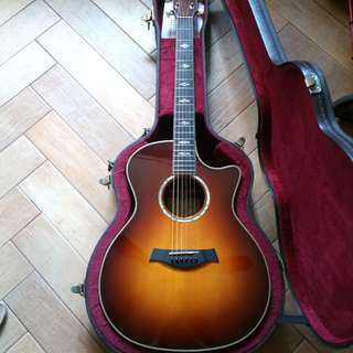 Taylor Guitar 814ce Honey Sunburst (Limited Edition)  [Sale Price]
