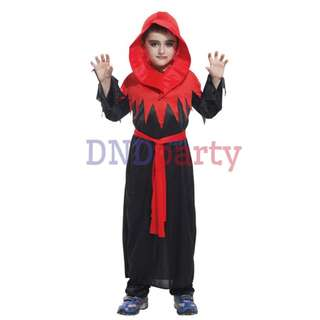 Gothic Monk - Red Costume