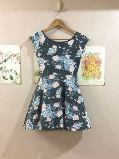 Cotton On Floral Stretch Dress