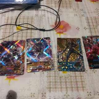 幪面超人卡 BM1彈日版