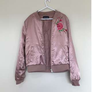 Almost famous bomber jacket