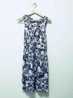 Promod floral casual dress