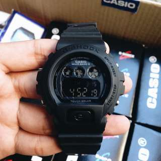 Casio G-Shock DW 6900 BB