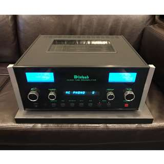 McIntosh C2300 Tube Pre Amplifier