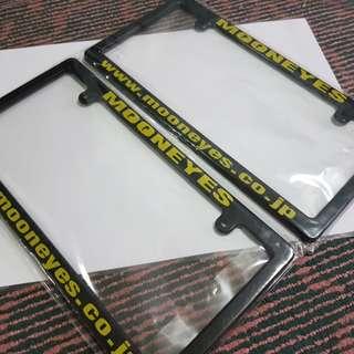 Mooneyes frame plat
