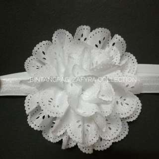 Baby headband ribbon hairband