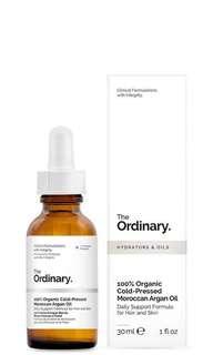Open PO: The Ordinary 100% Organic Cold-Pressed Moroccan Argan Oil