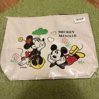 米奇米妮購物袋