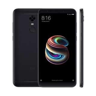 Xiaomi Redmi 5 Plus 3GB / 32GB Kermit Mudah