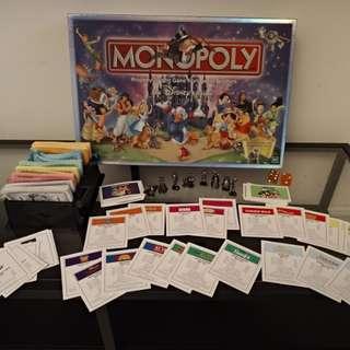 Monopoly大富翁~迪士尼版(購自英國)