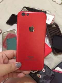 Case ip RED LOOK 6/6s