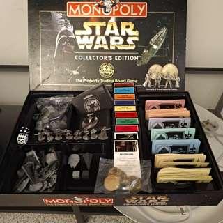 Monopoly大富翁~Star Wars版(購自英國)