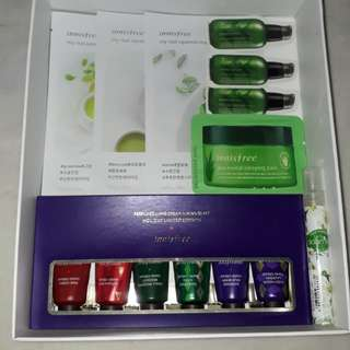 Innisfree take all masker hand cream