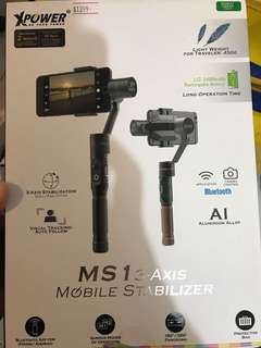 Xpower MS1 3-Axis 手機穩定器
