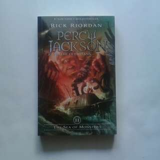 Percy Jackson and The Olympians: The Sea of Monsters - Rick Riordan