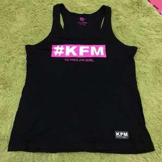 KFM正品 背心🌸 單穿出門就很好看唷❤️