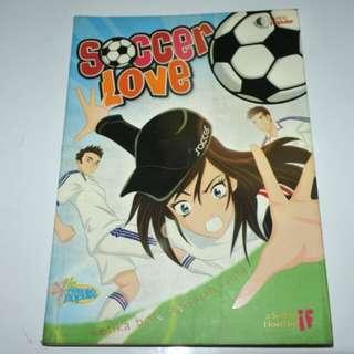 Novel Soccer Love - If Teenlit