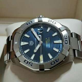 Tag Heuer Aquaracer Cal 5 Automatic FULL Set