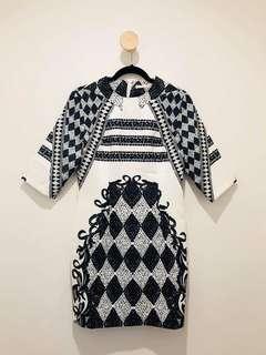 Mossman Dress Size AU10