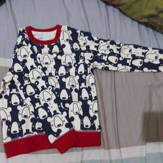 Sweater Baleno Junior