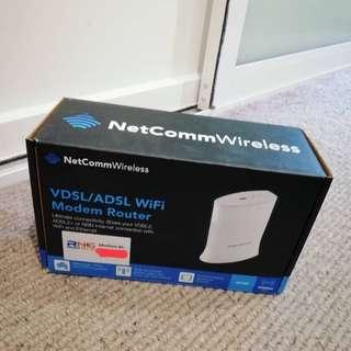 Netcomm WiFi modem router