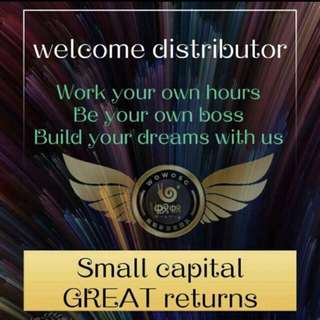Welcoming Distributor