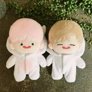 [MY G.O] Daniel twins doll by @danieltwinsdoll on twitter