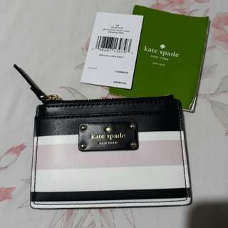 Authentic Kate Spade small wallet/card holder