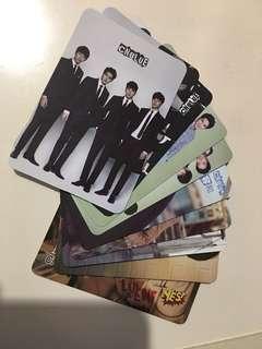 CNBLUE set(內有拼圖+成員簽卡)
