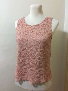 Forever 21 Lace Top (Unused)