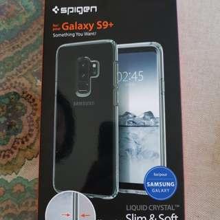 SPIGEN LIQUID CRYSTAL CASE FOR S9+