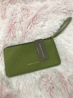 BRAND NEW Charles & Keith Pouch