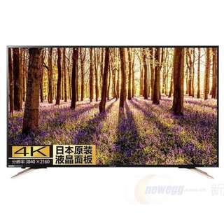"夏普彩电 SHARP  LCD-50SU575A  50""4K  . LCD-58MY8006A  58""  4K  SMART  ANDROID.  LCD-50SU575A  50"" $4100   LCD-50SU570A"