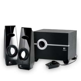 Logitech Z103 Speaker System