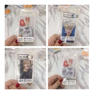 BTS Signature Phone Cases