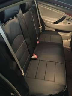 Camry Leather seat cover (customise)