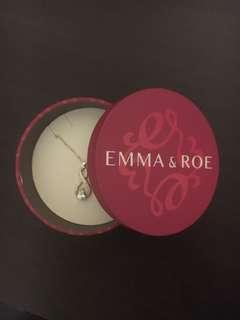 Emma & Roe infinity necklace