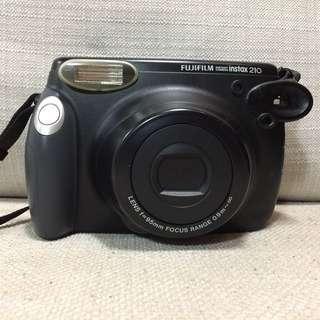 Fujifilm instax210 寬幅相機 已絕版 拍立得相機 wide210