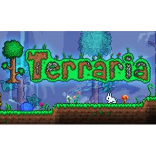 Terraria: Steam game