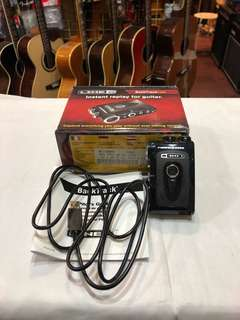 Line 6 BackTrack+Mic Digital Recorder For Musician