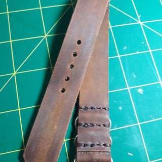 Zulu strap 270mm length