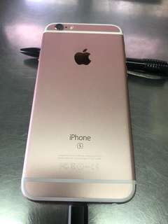 iPhone 6S 64G rose gold