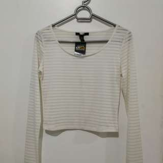 F21 Surplus Cropped Top