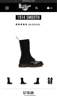 Doc Martens 1914 Smooth Boots